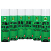 NAM Spray Adhesive 350gm Box 12