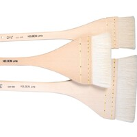 Holbein Series 1220 Hake Brushes