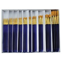 Taklon Brush Classroom Set SVT7-120