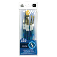 Soft Grip Brush Set #301