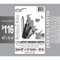 #116 Artist Drawing Papers